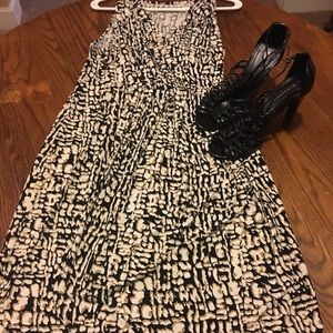BCBGeneration Shoes - BCBGeneration Black, strappy, stilettos, size 9